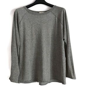 Future State SUPER soft long sleeved gray tee